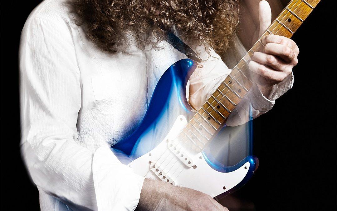 London musician photography, Dave Holmes Guitarist.