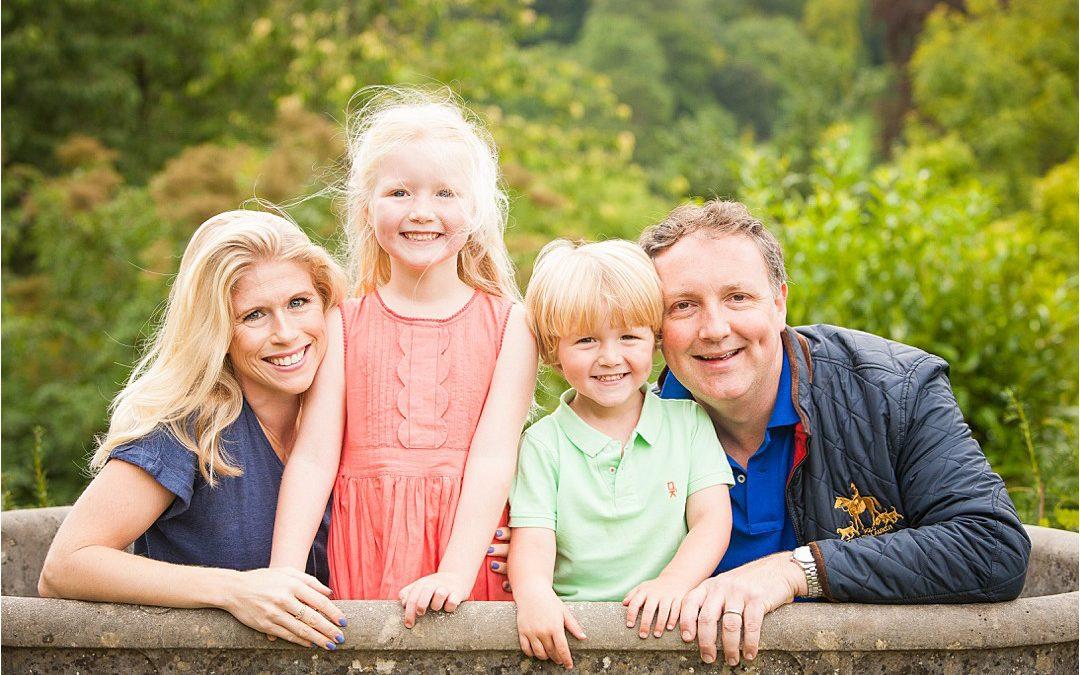 Surrey portrait photographer-Stevens Family